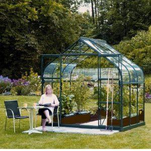 DIANA 5000 zielona 5m²(2,57mx1,95m)