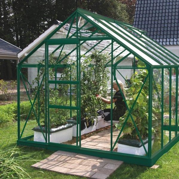 MERKUR 8300 zielona 8,3m²