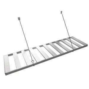 Półka wisząca aluminiowa Vitavia 20006