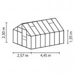 MERKUR 11500 11,5m²